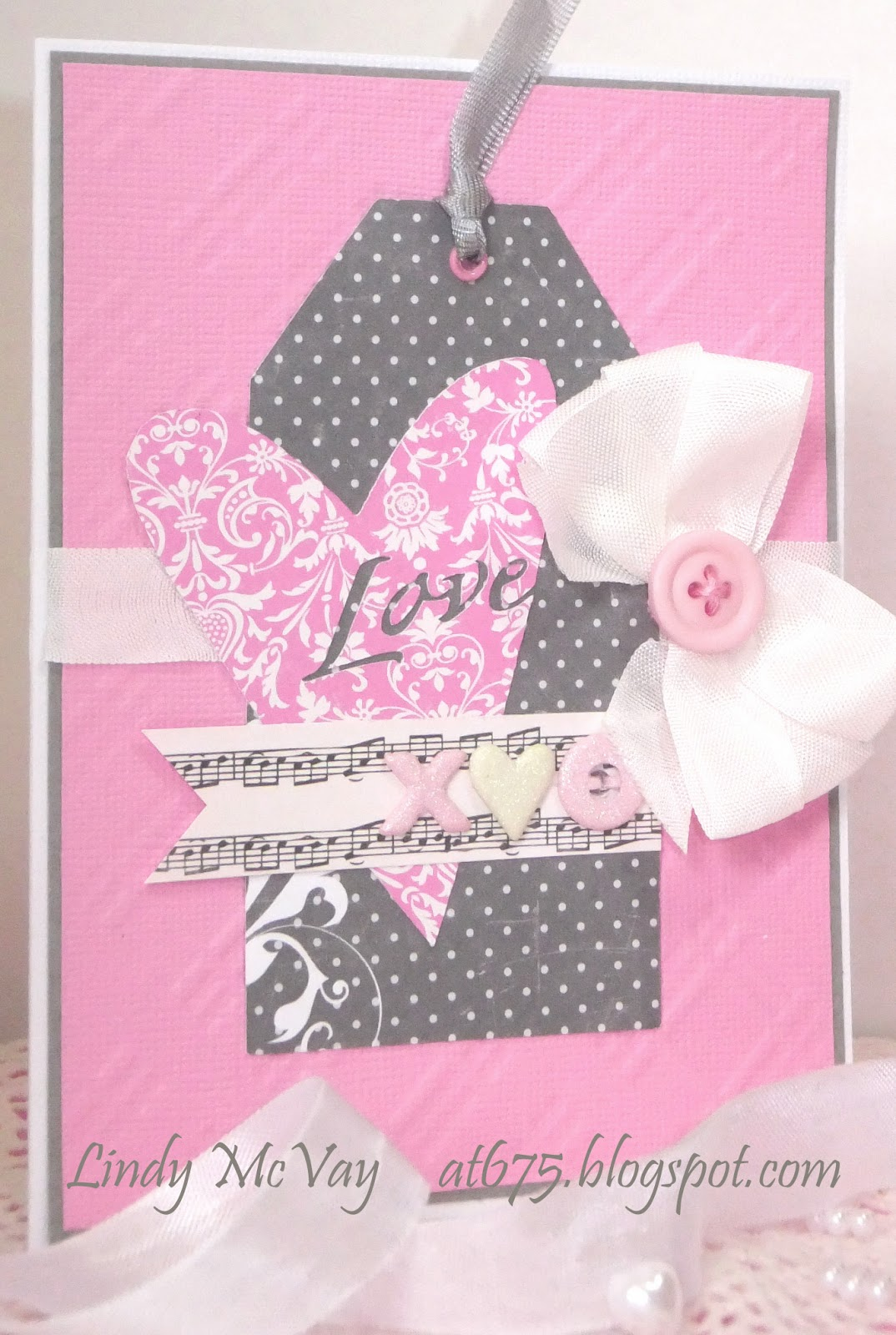 Mojo Monday, Valentine's Day cards, Echo Park 6x6 Be Mine Collection, Core'dinations, Silhouette SD, Making Memories,