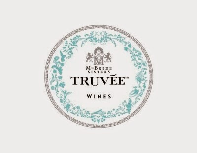 McBride Sisters Truvee Wines label