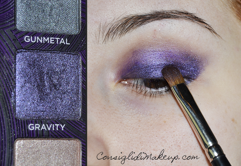 tutorial make up viola Katy Perry