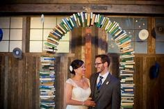 http://www.prettymyparty.com/creative-book-themed-wedding/