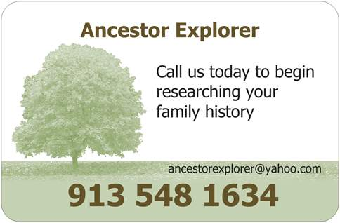 Ancestor Explorer