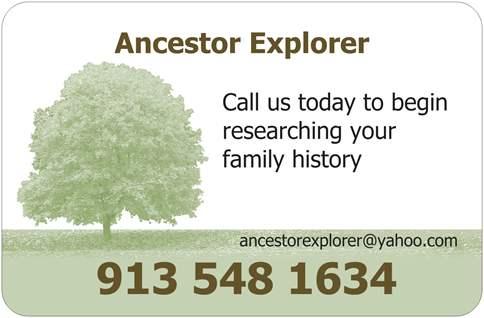 Ancestor Explorer