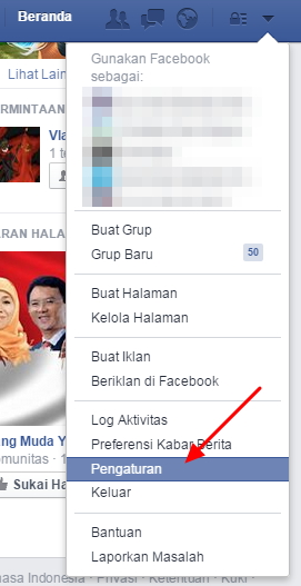 Cara Mematikan Pemberitahuan Ulang Tahun di Facebook