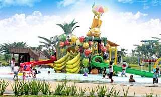 Kiddy Pool Water Kingdom