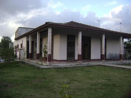 Desde Jarahueca (Cuba)