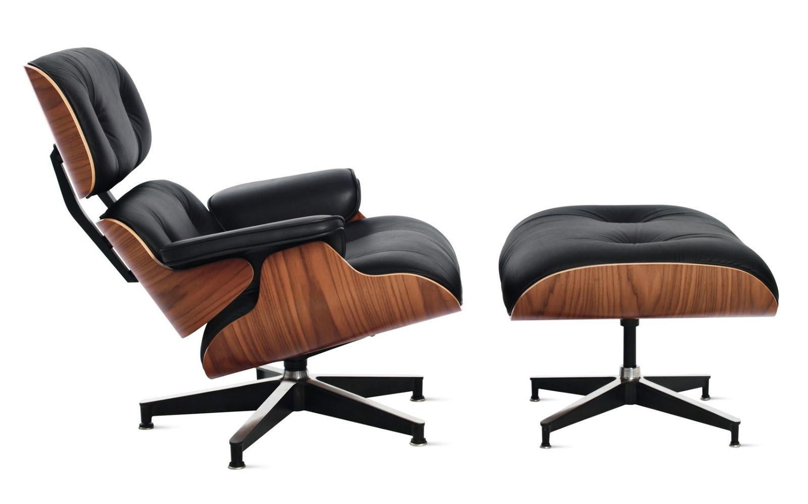 Chairs design within reach - The Iconic Eames Chair And Ottoman A Classic Offering From Design Within Reach