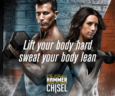 hammer and chisel, beachbody, 21 day fix, autumn, coach paula chavez,