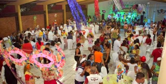 Bailes de Carnaval em São Luís