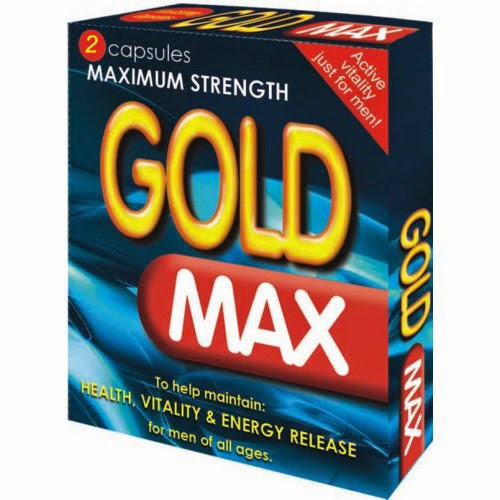 Gold Max 2 12.00 € IVA incluido. (2 capsulas.)