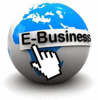 What is e- Business?