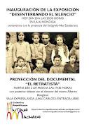 """Exposición""""Desenterrando el Silencio"""" y documental"""