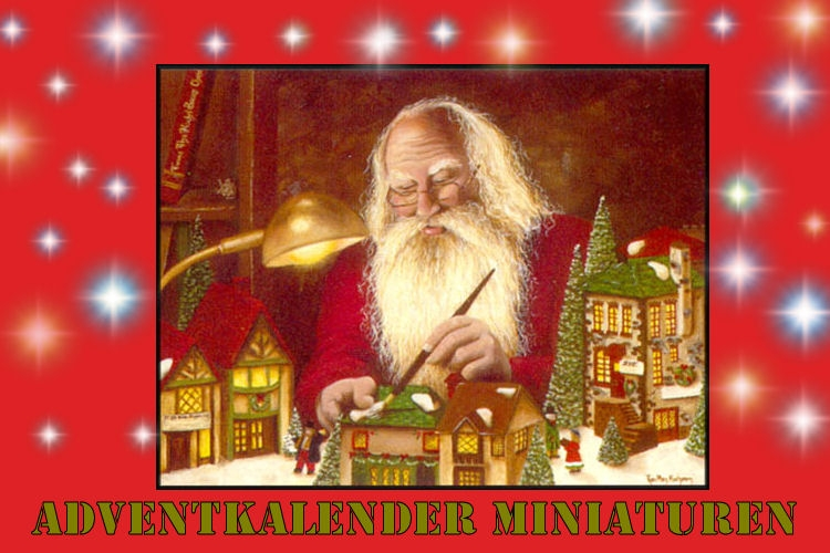 Adventkalender 2008
