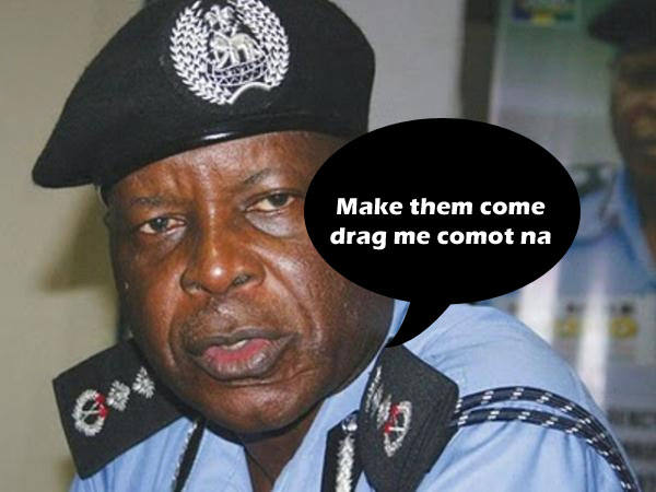 Former Police Inspector General Mike Okiro Kicked Out By Abuja Landlord