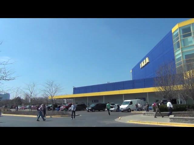 loja da Ikea nos EUA - foto de Flavia Calina