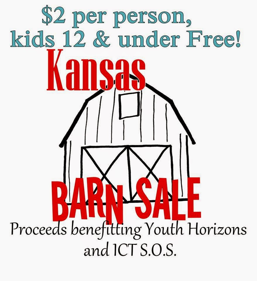 Kansas Barn Sale: 2014 Kansas Barn Sale Vendor List