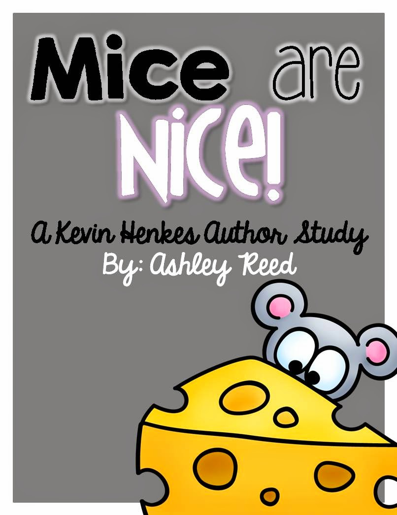 https://www.teacherspayteachers.com/Product/Mice-are-Nice-A-Kevin-Henkes-Author-Study-137191