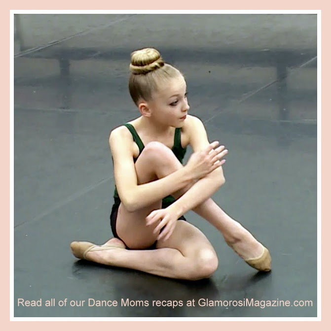 Brynn Rumfallo on season 5 of Dance Moms