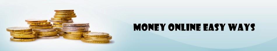Money Online Easy Ways