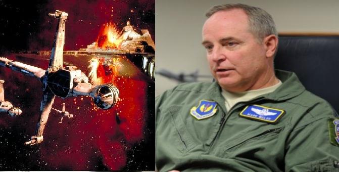 Αρχηγός της Πολεμικής Αεροπορίας των ΗΠΑ: «Πρέπει να προετοιμαστούμε για πόλεμο στο Διάστημα!»