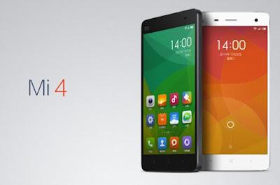 Xiaomi MI4 HP Android Tercanggih Di Indonesia