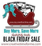 MCT: Black Friday Sale & Blog Hop