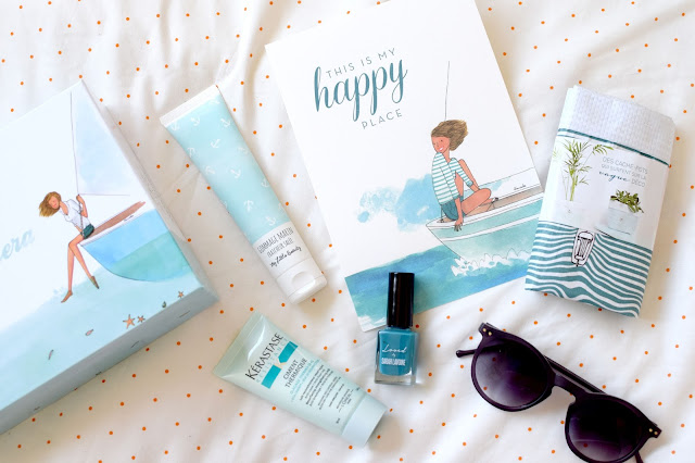 My Little French Riviera Box  June 2015