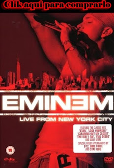 DVD - Eminem - Live From New York City