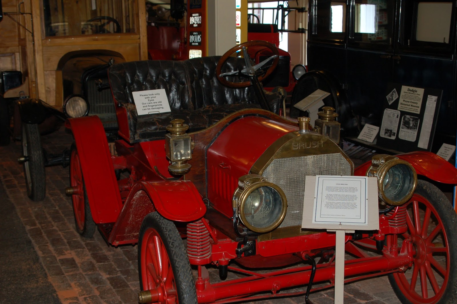 Indiana wayne county richmond -  1907 Richmond A 1920 Briggs And Stratton Red Bug A 1939 Crosley A 1921 Detroit Electric A 1912 Baker Electric A 1910 Brush A 1909 Richmond Touring
