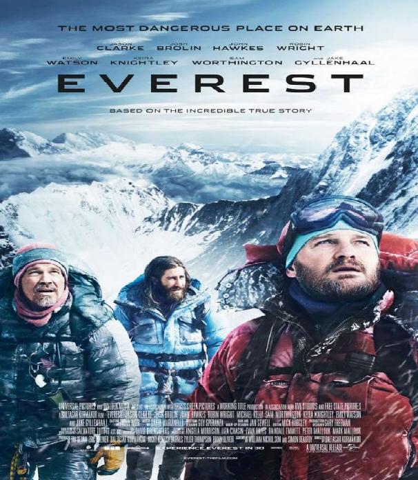 [ไฟล์ใหม่ เสียงโรงใหม่เต็มเรื่อง] EVEREST (2015) ไต่ฟ้าท้านรก [1080P] [เสียงไทยโรง + อังกฤษ] [ซับเกาหลีฝัง]