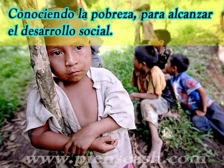 Niños en pobreza