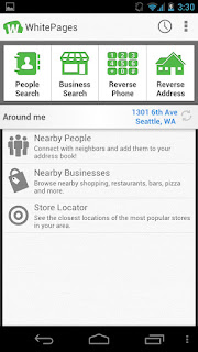 White pages apk