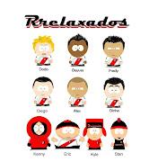 Lembrando que os Rrelaxados já tem uma historia com o desenho animado Os . (fenerbahce south park)