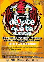 FESTIVAL DE ARTES - UNI