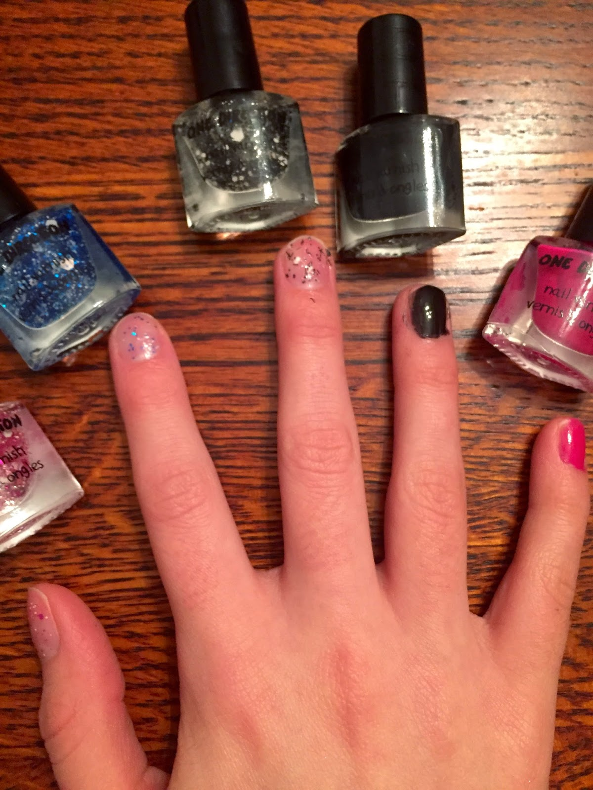 different-boy-band-nail-lacquers