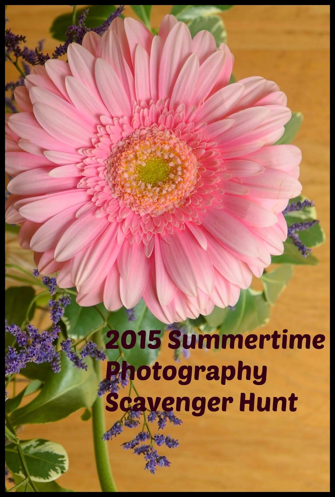 2015 Scavenger Hunt