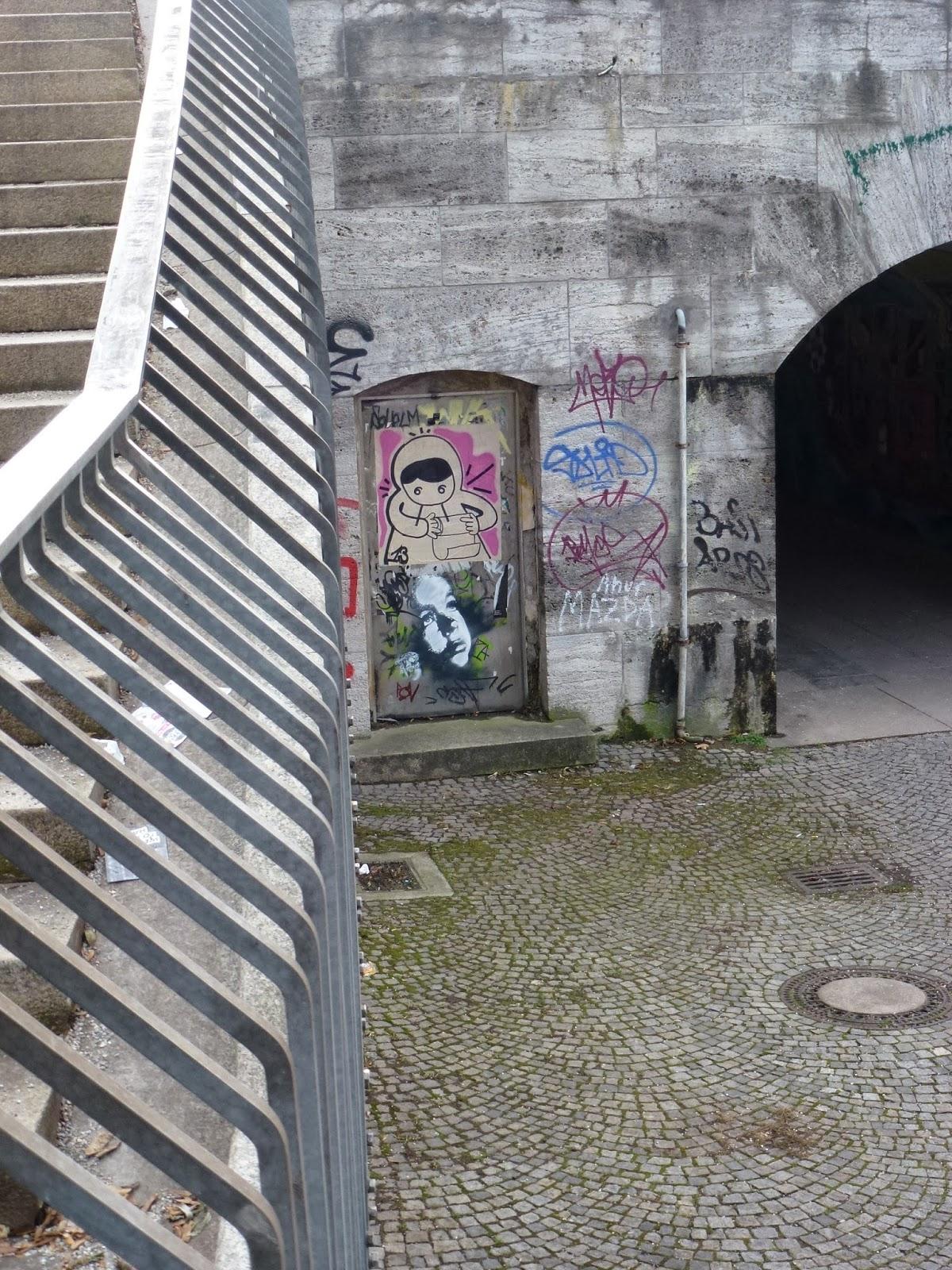 Streetart, Urbanart, Poster