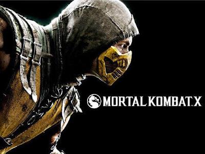 Logo du jeu Mortal Kombat X