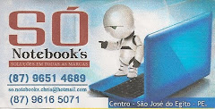 SÓ Notebook´s
