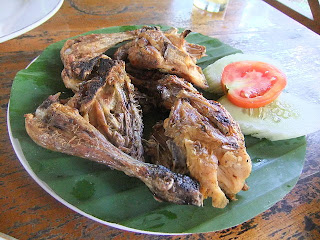 Roasted Chicken Taliwang