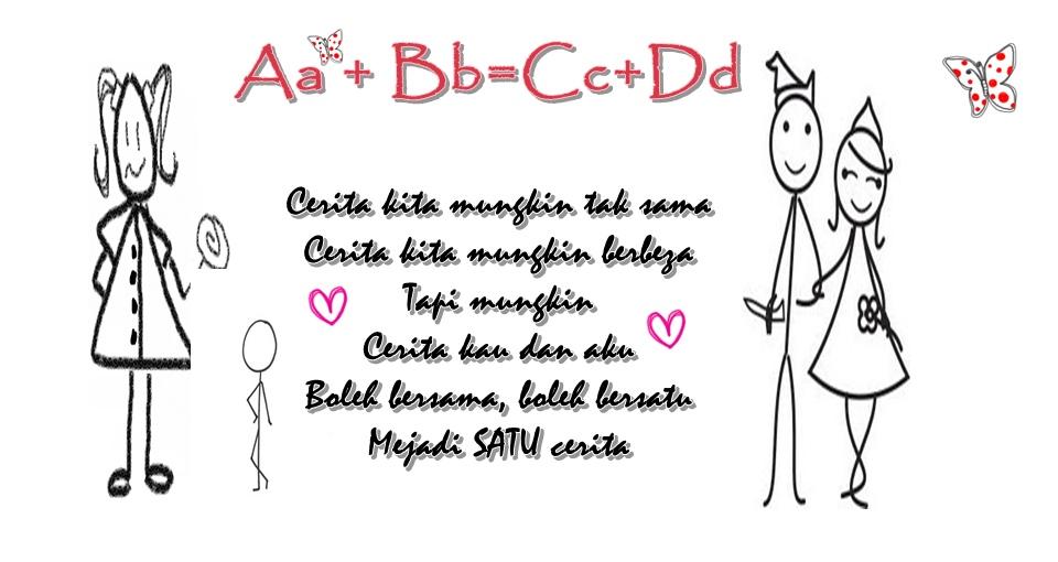Aa+Bb=Cc+Dd