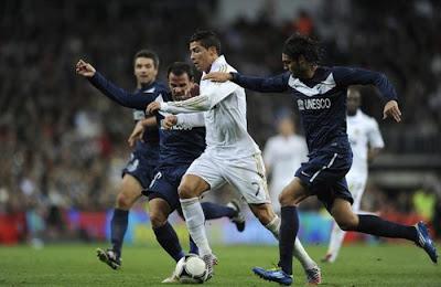 Real Madrid 3 - 2 Malaga (1)
