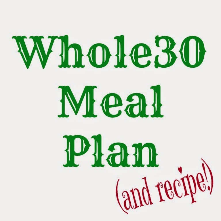 This glorious maze whole30 meal plan and recipe