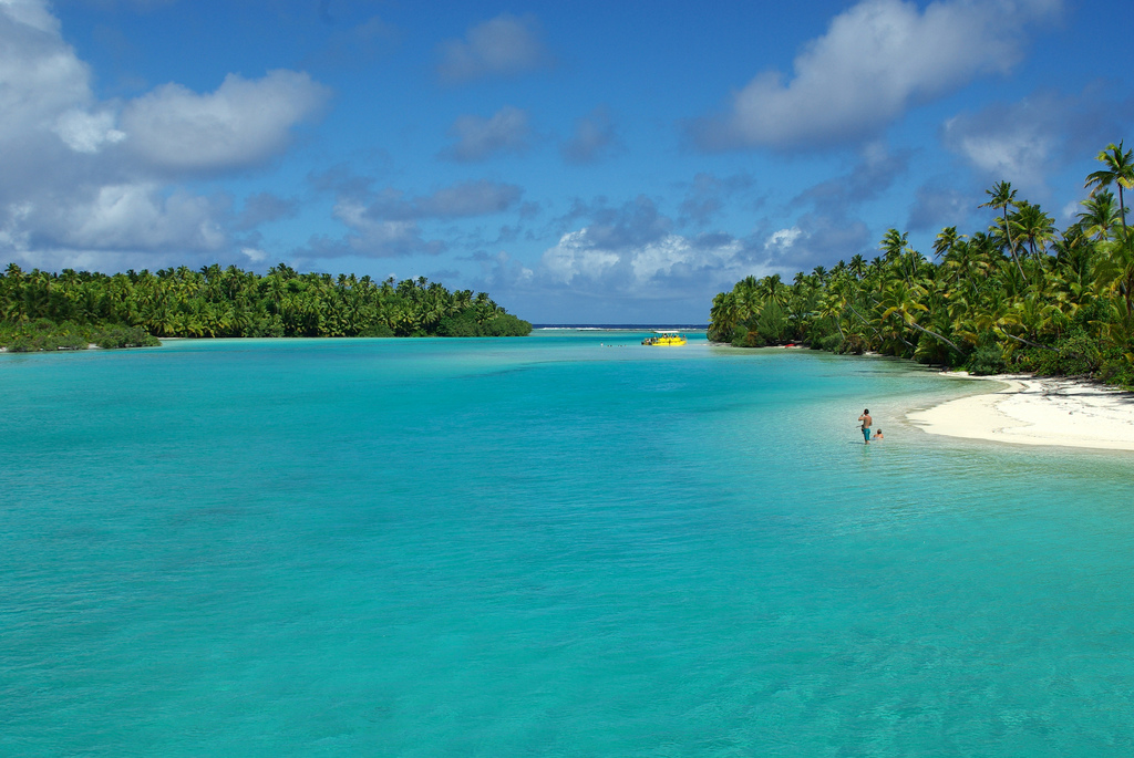 Cook Islands Beaches