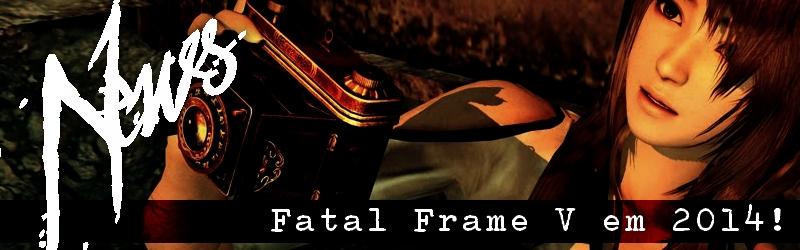 Novo Fatal Frame anúnciado!