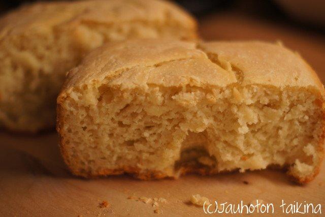 Leipäkone gluteeniton leipä