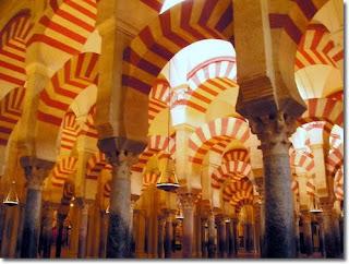 melongok keajaiban masjid agung cordoba