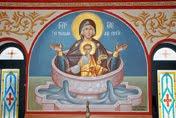 Νέες Αγιογραφίες στο Ναό του Αγίου Αντωνίου στα Κρύα Ιτεών (φωτογραφίες)