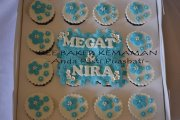 Set Cupcakes Fondant