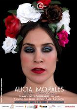 RECITAL DE ALICIA MORALES CON ALBERTO LÓPEZ EN EL MALACATE 30.09.17 C. CULT. ASENSIO SÉZ LA UNIÓN
