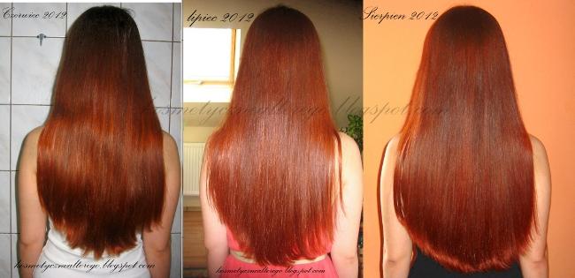 Aktualizacja włosów: Sierpień